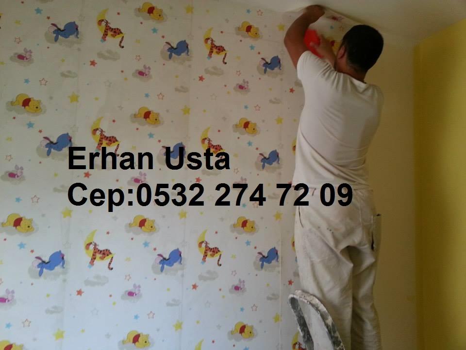 Duvar Kağıdı Desenleri Nasıl Ayarlanır