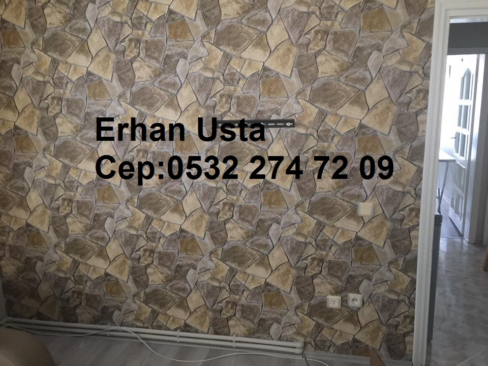 Kasımpaşa duvar kağıdı ustası