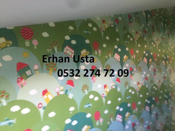 Çocuk odası duvar kağıdı nasıl olmalıdır
