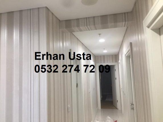 Koridor için duvar kağıdı