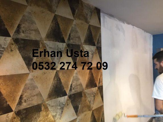 Duvar kağıdı tamiri mümkünmüdür
